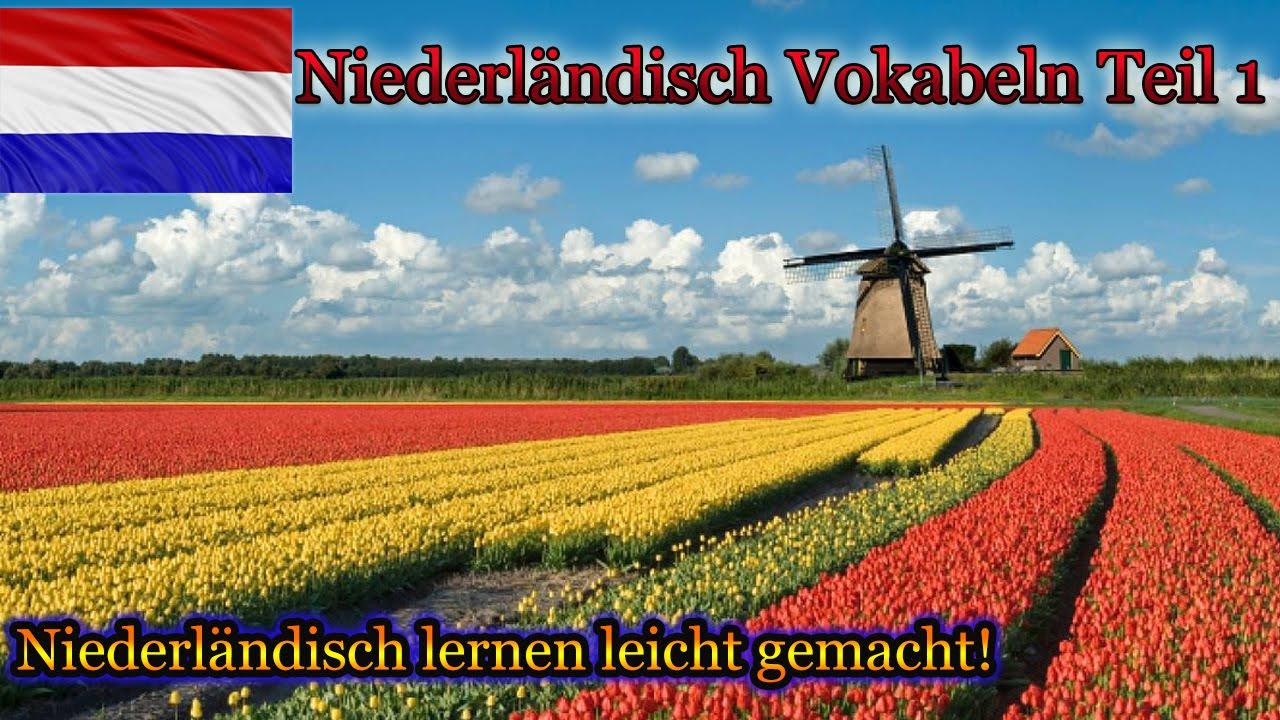 Sprache Niederlande