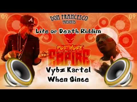 Life or Death Riddim Mix