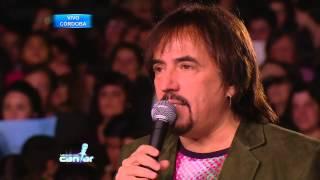Soñando por cantar  - Agustín Bernasconi conmovió a Patri...