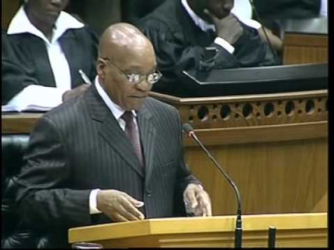 Response to Inkosi Mangosuthu Buthelezi- Debate on the State of the Nation Address.mov