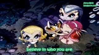 Winx Club - All is magic (Lyrics)
