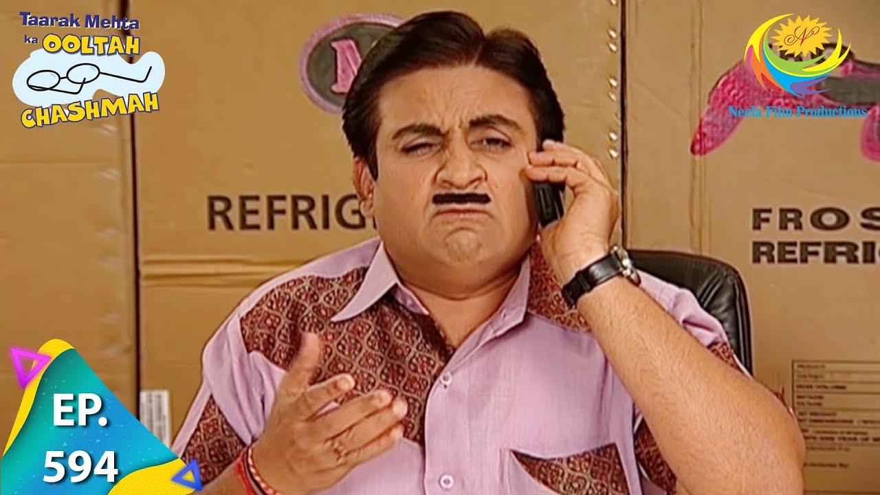 Download Taarak Mehta Ka Ooltah Chashmah - Episode 594 - Full Episode