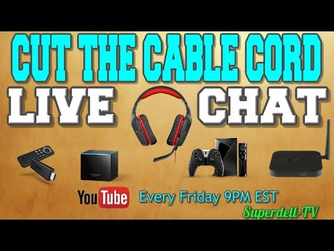 CUT THE CABLE CORD NEWS, TIPS, & GADGETS | IS PLEX BETTER | STREAMING ACCESSORIES | NEW CHANNEL ? |