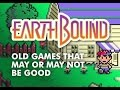 EarthBound review | Old Games That May or May Not Be Good | SNES