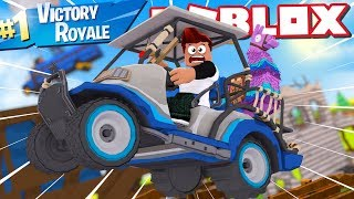#1 VICTORY ROYALE!! Roblox Fortnite Tycoon