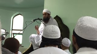 Live : Molana Tariq Jameel Bayan Blackburn Markaz   26 July 2018