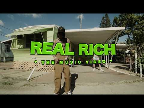 Wiz Khalifa - Real Rich Feat. Gucci Mane [Official Music Video]