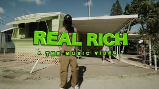 Смотреть клип Wiz Khalifa - Real Rich Feat. Gucci Mane