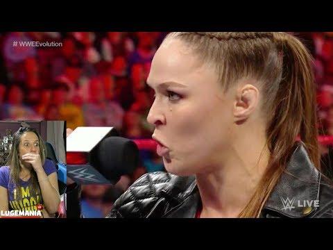 Ronda Rousey on Knocking down doors SAVAGE