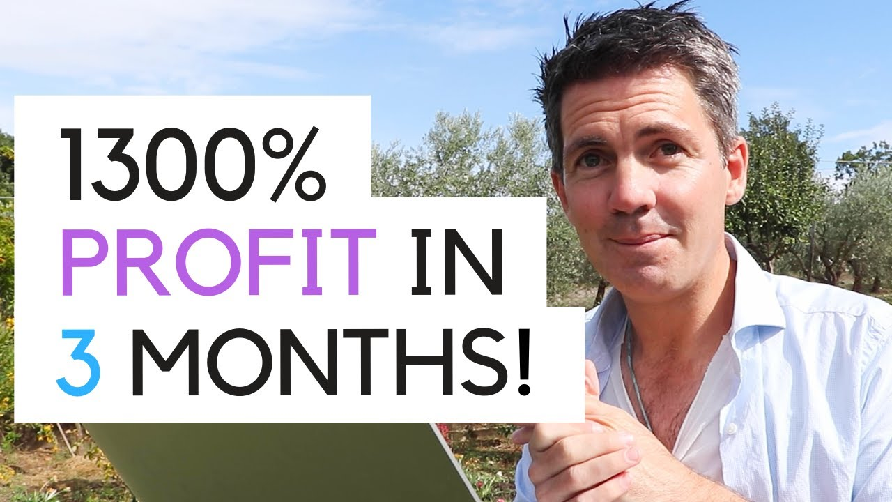 1300% Profit in 3 Months! – Crypto Staking Update