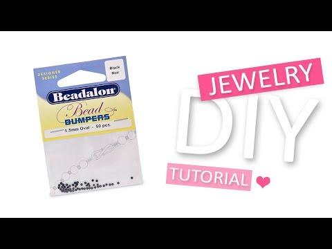 DIY Tutorial: Beadalon Kralen bumpers – Zelf sieraden maken