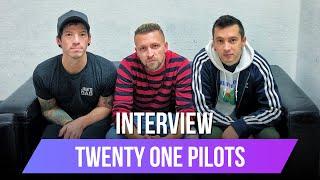 TWENTY ONE PILOTS 16.2.2019 (O2 Arena, Praha) - rozhovor Video