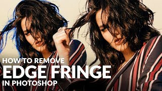 Create SEAMLESS Composites: How to Remove Edge Fringe in Photoshop