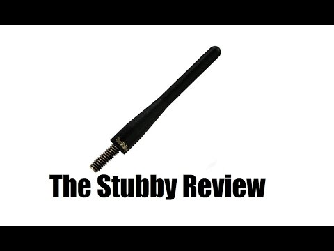 The Stubby Car or RAM Truck Antenna Install + Review