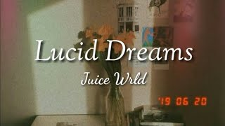 Lucid Dreams~Juice Wrld(Lyrics)🎶