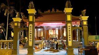 Đền Bà Chúa Đinh Thị Ngọc Ban - 102Flycam