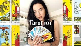 TAROT 101 : Everything you need to know about Tarot Cards