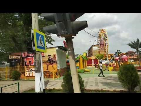 Жить у Моря. ВИТЯЗЕВО. Курортный поселок на берегу Черного моря. Переезд в Краснодарский край.