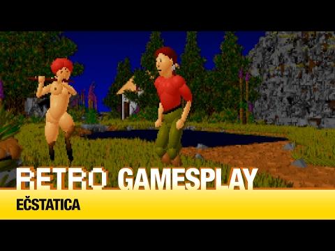 Retro GamesPlay: Ečstatica