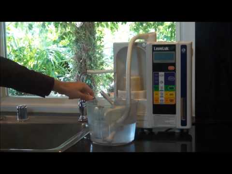 How to Clean Your Enagic Kangen Water Ionizer Machine