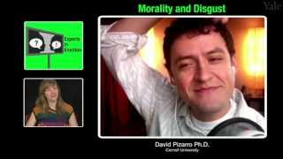Experts in Emotion 11.1b -- David Pizarro on Morality and Disgust