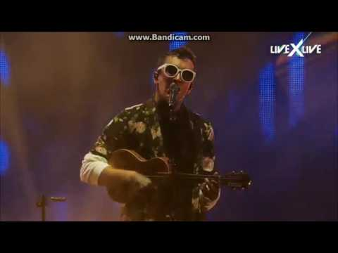 twenty one pilots: Can't Help Falling in Love and Screen/The Judge (Live at Hangout Festival - 2017)