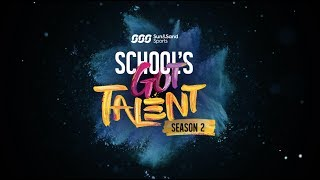 Martial Arts and Basketball Finalists for School's Got Talent!