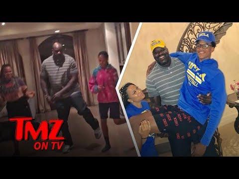 Shaq's Son Makes His Poppa Proud! | TMZ TV