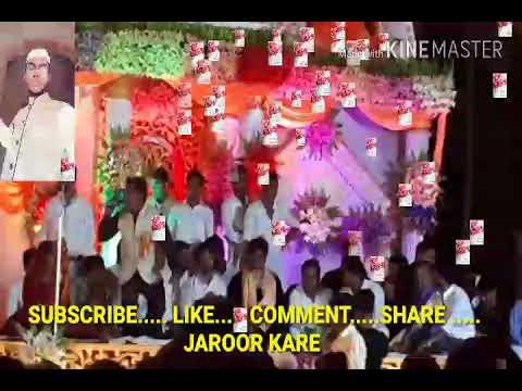 SHRAWASTVI ikauna ka Full mushaira SHAYAR  IMRAN  PARTAPGARI KE NAME Dosto ise Jaroor sone