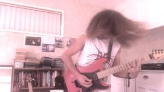 testament d n r do not resuscitate guitar cover by jacob petrossian