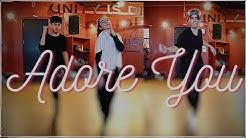 Sean Lew, Kaycee Rice & Josh Beauchamp - Harry Style - Adore You - Kyle Hanagami Choreography