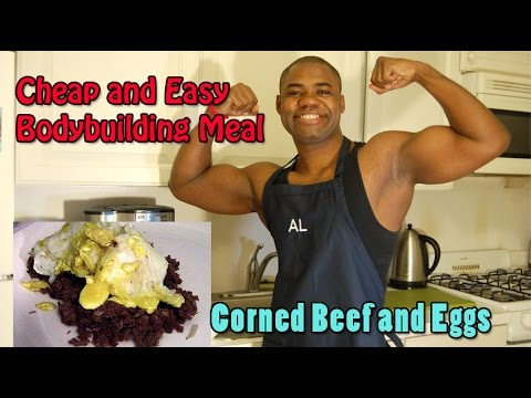 Cheap easy bodybuilding recipes