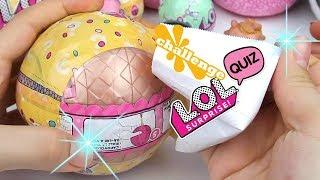 LOL Sürpriz Bankasından Altın Çıktı! Lol bebek Confetti Pop Challenge Bidünya Oyuncak