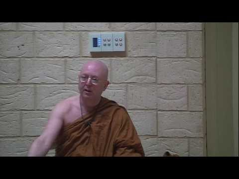 Day 1 of 9 - Introduction - October 2013 meditation retreat