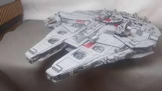 #15 LEPIN 05033 Millennium Falcon UCS LEGO 10179 review