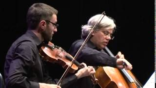 Brian Ferneyhough String Quartet No. 6 performance