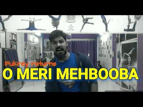 Mehbooba | Fukrey Returns | Dance video | Neha kakkar | Raftaar | Mohammed Rafi | Yasser Desai