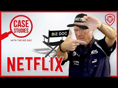 Netflix: Worth $150B+ BUT Losing Disney! - A Case Study for Entrepreneurs