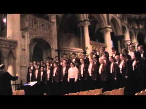 O My Dear Heart - Canterbury Cathedral Live