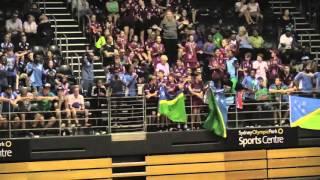 Solomon Islands Vs NSW Thunder - Australian National Futsal Championships Grand Final - Under 12