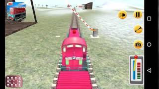 Train Driving Simulator 3D screenshot 2