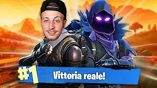 MULTIPOV CON MIO FRATELLO!!! VITTORIA REALE in DUO!!! FORTNITE BATTLE ROYALE ITA