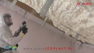 Izoplast   ocieplanie pianą PU firmy Icynene