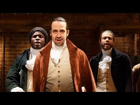 'Hamilton' Review: Lin-Manuel Miranda's Hip Hop Take On A Founding Father