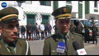بومرداس: الدرك يوقف 27 شخصا ويحجز مسدسا وأسلحة بيضاء عقب شجار بحي بن حمزة 2