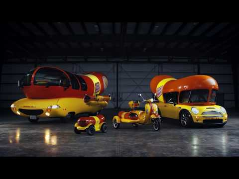 Oscar Mayer Introduces the Wienerfleet
