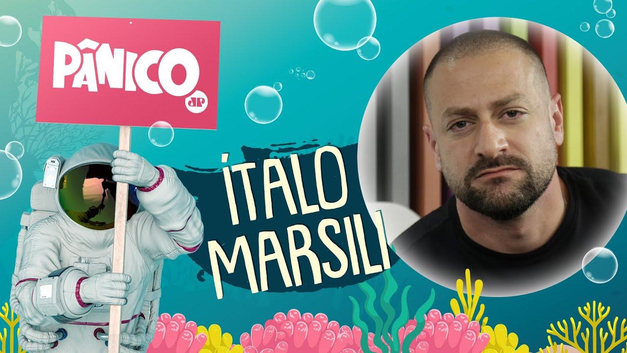 ÍTALO MARSILI - PÂNICO - AO VIVO - 06/08/20