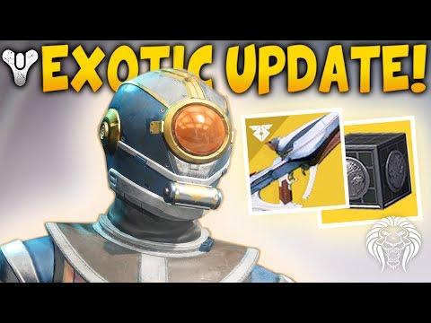 Destiny 2: NEW QUEST UNLOCK & EXOTIC DRAMA! Engram Glitch, Bungie Response & Eververse Problem