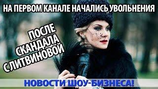 На Первом канале начались увольнения после скандала с ЛИТВИНОВОЙ
