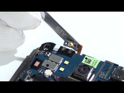 HTC Sensation XL - как разобрать смартфон и из чего он состоит
